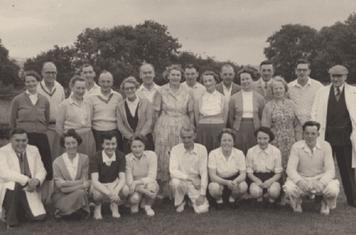 Pool Cricket Club 1954