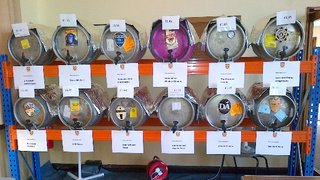 We can now announce the Beer Festival Beers and Ciders