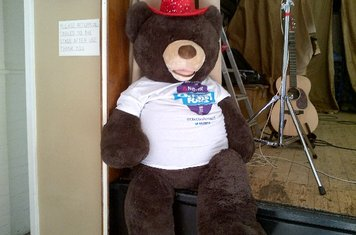 The ' Beer Bear'