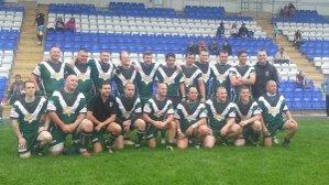Match Report Leamington Royals