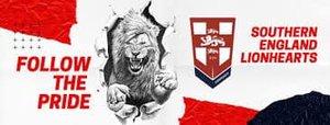 Southern England Lionhearts Selection