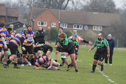 Thames Score 10 tries in win over Upminster