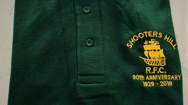 90TH ANNIVERSARY CLUB POLO SHIRTS