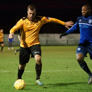 East Thurrock 1 - 0 Leiston