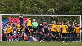 East Thurrock v Dulwich Hamlet Playoff Final May 2016