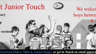 Junior Touch is back for the New Year