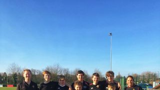 Juniors train with England Coach