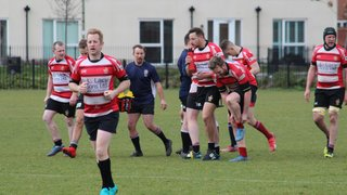 Didcot II (36) vs Chinnor IV (32)