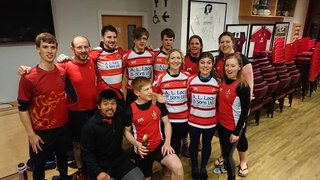 Didcot win the Oxford Workplace Touch Tournament
