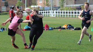 Didcot Touch - Easter Bank Holiday Monday session