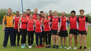 Didcot Touch at England Touch DTS R2 Banbury