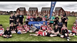 Didcot Junior Touch vs Gosford All Blacks/Oxford Touch