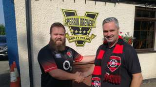 Sperrin Brewery renews Manor Park partnership - with a beer festival coming soon!