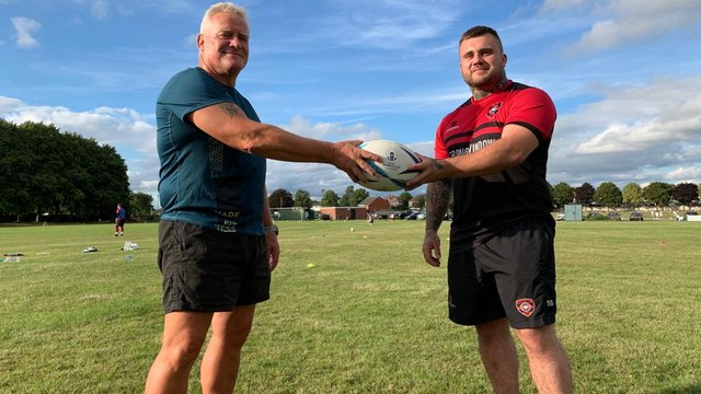 Forwards coach added to Manor Park set-up