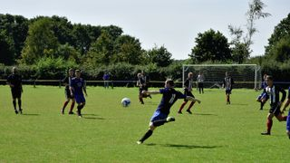 First Team v Acle United - thanks to Timothy Hilliam