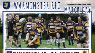 2nd XV suffer opening day defeat