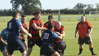 2nds battle hard for draw