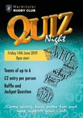 Quiz Night is Back!!