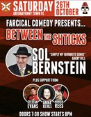 Farcical Comedy Presents Between The Shticks