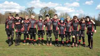 U9s travel to Leicester