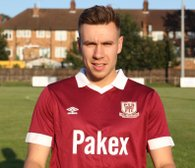 Bar score comfortable victory against injury hit Corinthian Casuals