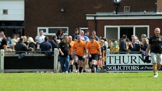 Westhoughton v Woolston Greens 13/07/14