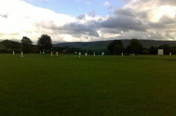 Backdrop of Upper Wharfedale