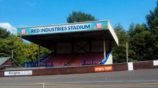 Football returns to the Red Industries Stadium
