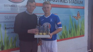 Bowland Breweries Player Of The Month