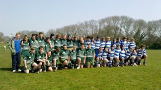 u13s hastings tour 2010