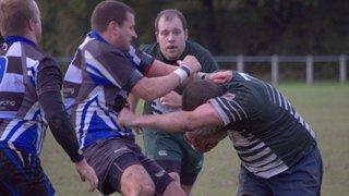 2nd XV v Chingford 3rd 3/11/2012
