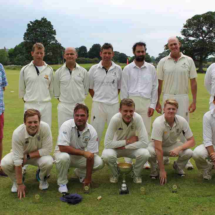 MOON & COXHILL DIV 4 CUP 2020