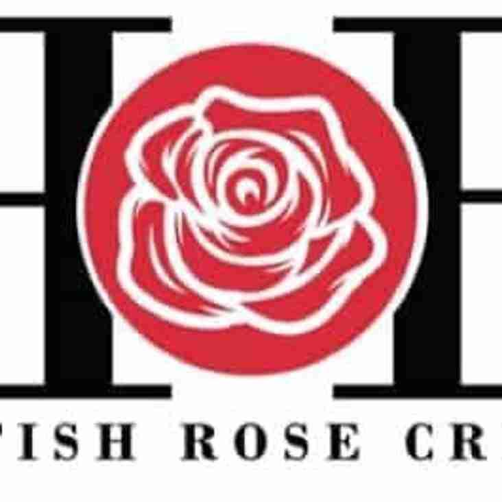 BRITISH ROSE CRICKET