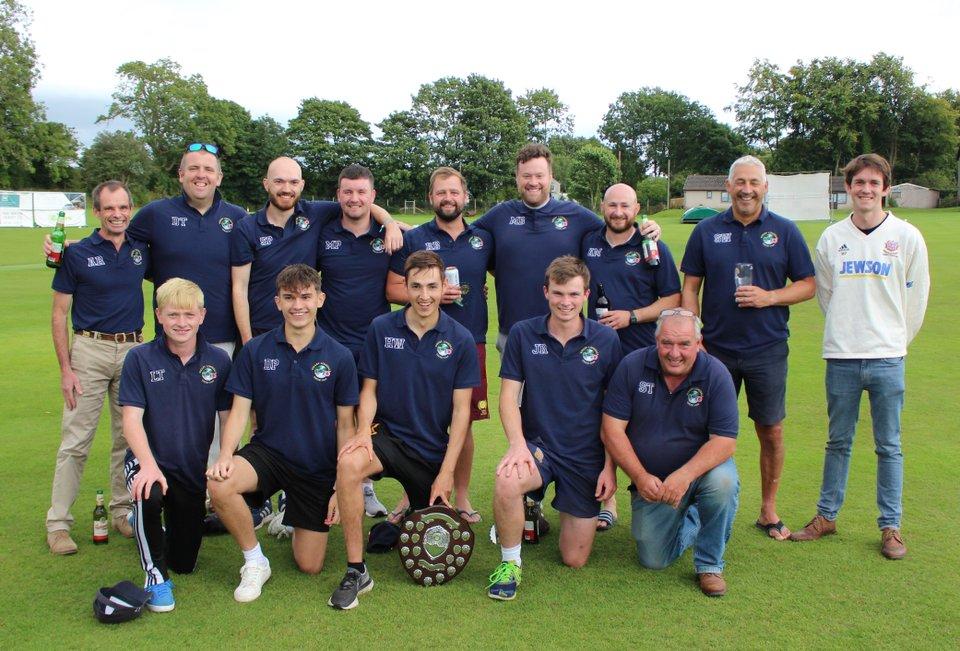 BRITISH ROSE CRICKET Division 2 Cup