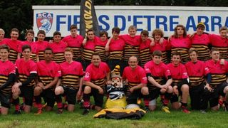 Tour to Aras Tournament in France a great success