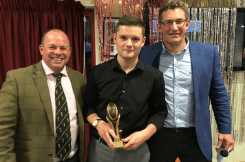 Young Player of the Season - Guy Blade