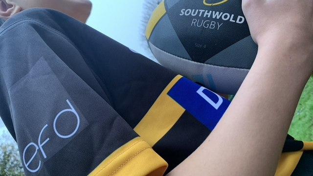 Spot a Southwold Rugby shirt at Twickenham
