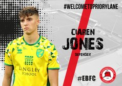 Young Canary Centre-back Recruited On Season Loan