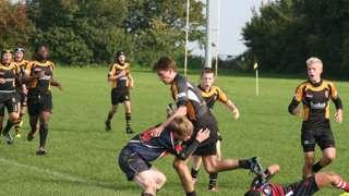 U15's v Ipswich