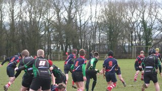 U15's v Newmarket @ home - Feb 16