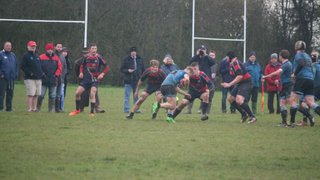 1st XV v Woodbridge - Cup Final
