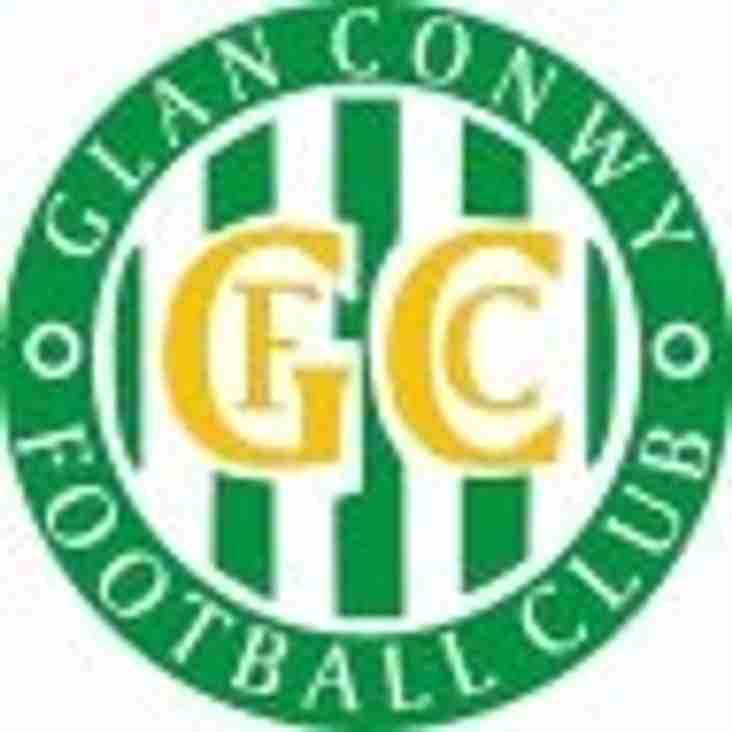 Glan Cowny Take 2nd promotion spot