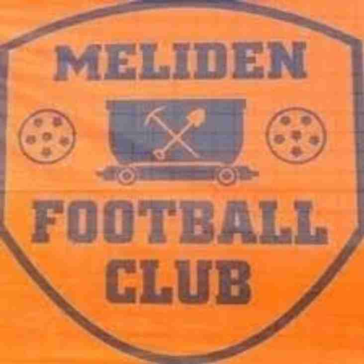 Meliden to resign from league at end of season