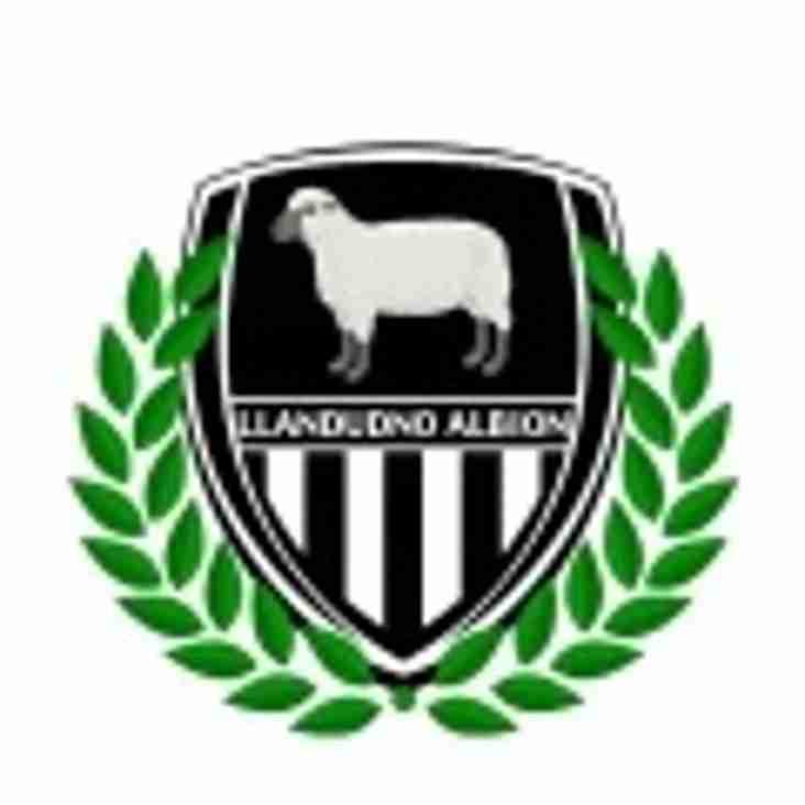 Llandudno Albion reach Fa Trophy Final