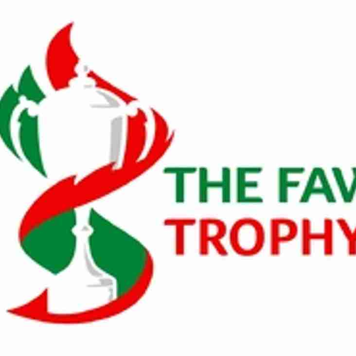 FAW Trophy Semi Final