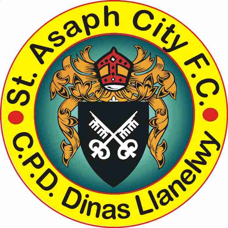 St Asaph FC looking for trainee sports therapist or Physio