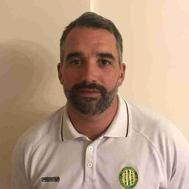 Queensferry sports Division 2 Manager of the Month for January