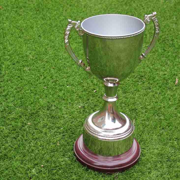 Mawddach Challenge Cup Semi-final Draw