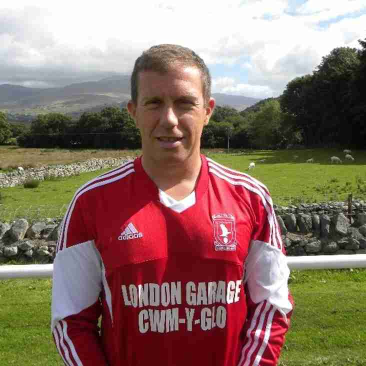 Llanrug United Announce new Manager