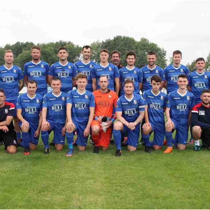 Llangefni Town reach 2nd cup final